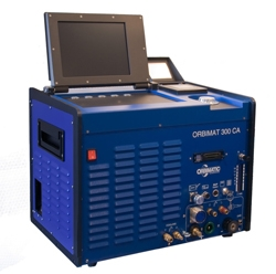 ORBIMAT 300 CA AC/DC Orbitalschweißgerät