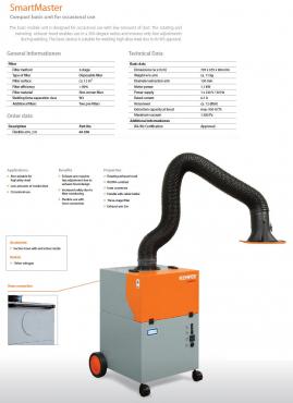 Kemper Absaugsystem SmartMaster