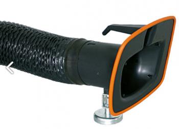 Kemper suction fan, mobile / portable