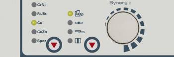 Tetrix 451 Synergic FW