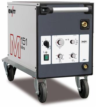 EWM Mira 151 FKG MIG/MAG Schweißgerät