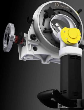 Rohrsäge und Anfasmaschine GFX 3.0 SET Orbitalum 6,0-78,0mm
