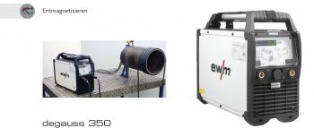 Entmagnetisierung Degauss 350