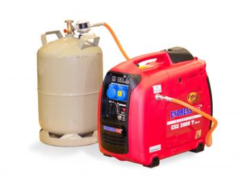 Stromerzeuger ESE 2000 T Gas