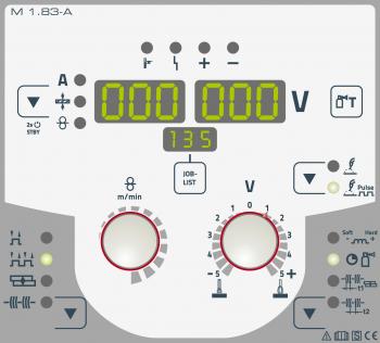 BASELINE-SET EWM Picomig 185 D3 puls