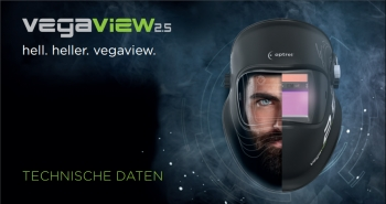 Optrel Vegaview 2.5 Automatikhelm