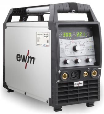 VISION SET - EWM Tetrix 300 AC/DC PULS