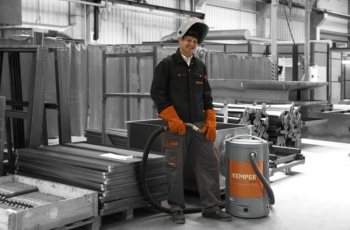 Kemper MiniFil Hochvakuum Filtergerät