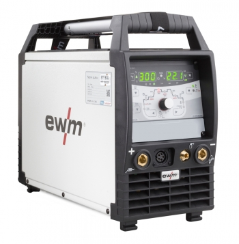 HDB GEAR BASIC SET - EWM Tetrix 300 DC PULS