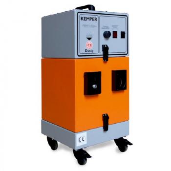 Kemper Absaugsystem Dusty Hochvakuum Filtergerät Set