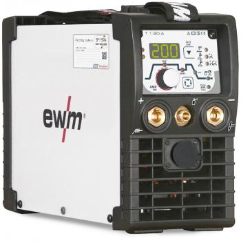EXPERT-SET EWM Picotig 200 DC PULS