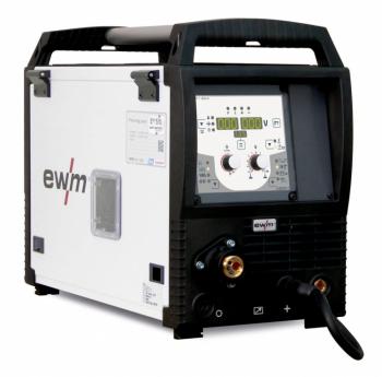 EXPERT-SET PLUS EWM Picomig 355 puls