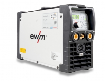 PRIME SET - EWM Picotig 200 DC PULS