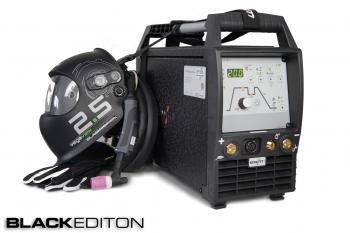 BLACKEDITION - EWM Picotig 200 AC/DC PULS Schweißgerät