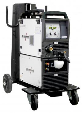 HYDRA-SET PLUS EWM Picomig 355 D3 Impuls + Wasserkühlung