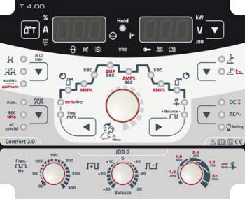 Tetrix 300 AC/DC Comfort 2.0 puls 8P TM