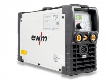 BASELINE SET - EWM Picotig 200 DC PULS