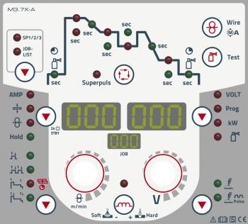alpha Q 551 Progress puls MM FDW