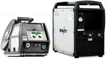 EWM Phoenix 505 Expert 2.0 puls MM TDM EWM-Schweissgeraete MIG/MAG-Schweißgeräte