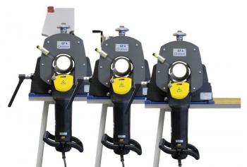 Orbitalum GF4 Rohrsäge Rohrtrenn- und Anfasmaschine