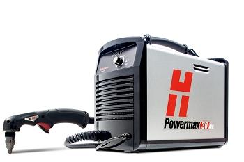 Tragbares Plasmaschneidgerät mit integriertem Kompressor  Powermax 30 AIR 4,5 m