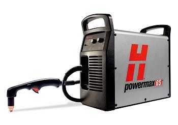 Plasmaschneidgerät zum manuellen Plasmaschneiden und Fugenhobeln  Powermax 65 15.2 m