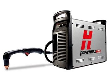 Plasmaschneidgerät zum manuellen Plasmaschneiden und Fugenhobeln  Powermax 125 H 7.6 m