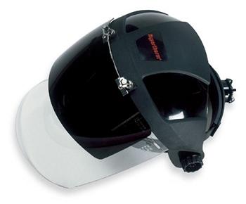 Augen- und Gesichtsschutz in verschiedenen Schutzstufen  PS 6
