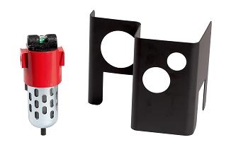 Schutzgehäuse für Luftfilter  Luftfilter-Deckel