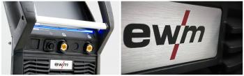ewm Titan XQ 350 puls D - wassergekühlt HP-XQ Steuerung MIG MAG Schweißinverter