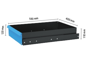 Schublade 120 mm