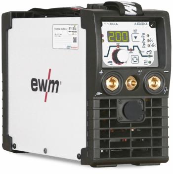 HDB GEAR WIG SET - EWM Picotig 200 DC PULS Schweißgerät