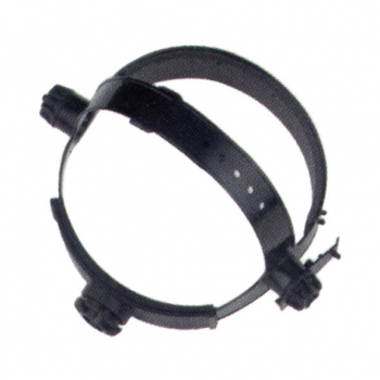 Ersatzkopfband aus Kunststoff mit stufenlos einstellbarer Rätsch