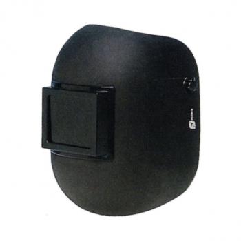 Extrem hitzebeständiges Kopfschild aus feuchtigkeitsabweisendem Vulkanfiber  Prota Shell 90x110mm