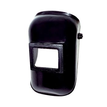 Kopfschild aus leichtem Kunststoff mit Glasfasergewebe  WSS
