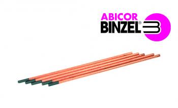 Kohleelektroden zum Fugenhobeln  ABIARC dm 6,5 mm, 400 A
