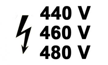 OW 480Volt 351/451/551