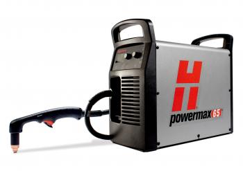 Plasmaschneidgerät zum manuellen Plasmaschneiden und Fugenhobeln  Powermax 65 7.6 m