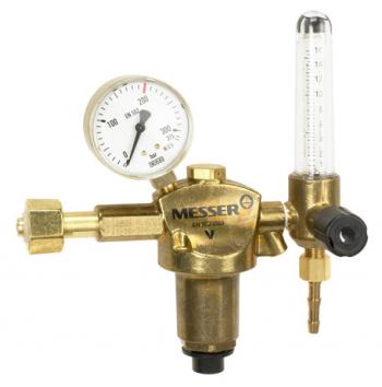 Einstufiger Druckminderer mit Schwebekörperanzeige zur Durchflussmessung Gasart: Argon / CO2  CONSTANT 2000 AR FD