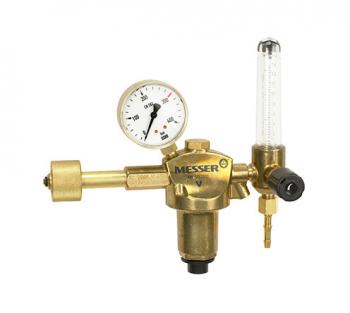 Einstufiger Druckminderer mit Schwebekörperanzeige zur Durchflussmessung Gasart: Wasserstoff  CONSTANT 2000 H IPC FD