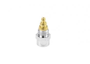 Außenmischende Stark-Schneiddüse für Maschinenschneidbrenner MSAP 100 mm - 300 mm - 450 mm - 600 mm  GRICUT 8480-PMYF