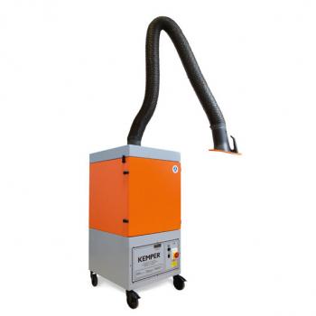 Filtermaster XL 4 m Fahrbarer Patronenfilter für den dauerhaften