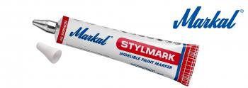 Metallkugel-Tubenschreiber mit unverwischbarer Farbe  Markal STYLMARK 3mm