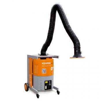 MaxiFil 4 m Fahrbares Filtergerät für mittlere Rauch- und Staubmengen sowie Chrom-Nickel-Stähle