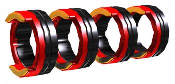 FUEL 4R 1.2 MM/0.045 INCH RED/ORANGE