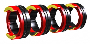 AL 4R 1.2 MM/0.045 INCH RED/YELLOW