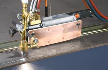 Eine der meistbenutzten tragbaren Schneidmaschinen der Welt mit einem unübertroffenen Ruf für Zuverlässigkeit und Qualität Schneidbereich: 3 mm - 100 mm  QUICKY