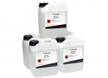 Neutralisierungsflüssigkeit, die auch zur Oberflächenreinigung und Entfettung von Edelstahl benutzt werden kann  CGT-100 0,5l