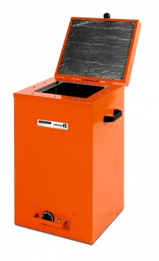Tragbarer Elektrodentrockner, ideal für die Baustelle  SET-10/22