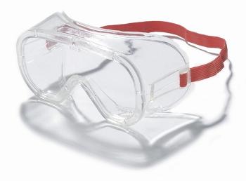 Allroundvollsichtbrille mit Seitenschutz und Polycarbonat-Scheib